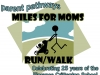Logo for Florence Crittenton Services Miles for Moms Run/Walk
